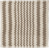 Sealskin Motif Bidetmat - 60 x 60 cm - Sand