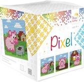 Pixelhobby classis - kubus varkans