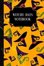 Witchy Hats Notebook