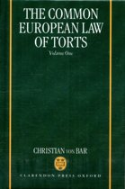 The Common European Law of Torts