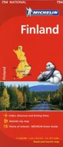 Michelin Finland Map 754