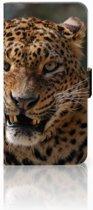 Exclusief Hoesje voor de Huawei Nova Plus met Luipaard design