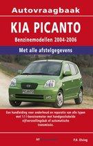 Vraagbaak Kia Picanto deel Benzine- en dieselmodellen 1999-2003