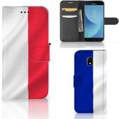 Bookstyle Case Samsung Galaxy J3 2017 Frankrijk