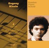Russian Piano School: Evgeny Kissin