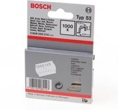 Bosch - Niet met fijne draad type 53 11,4 x 0,74 x 6 mm