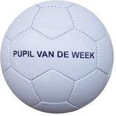 KWD Pupil van de week Voetbal - Wit - Maat 5