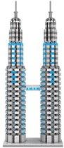 Nanoblocks Ptetronas Twin Towers