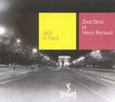 Zoot Sims Et Henri Renaud: Jazz In Paris