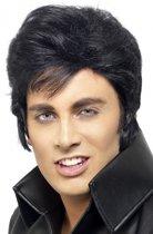 Elvis pruik volwassenen