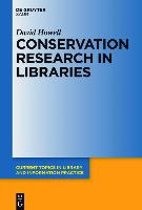 Conservation Research in Libraries