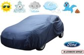 Autohoes Blauw Polyester Ford Escort 1994-1995