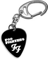 Foo Fighters plectrum sleutelhanger