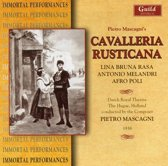 Pietro/Dutch Royal Theatre Mascagni - Mascagni:Cavaleria Rusticana