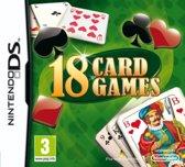 18 Card Games - Nintendo DS