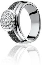 Zinzi - Zilveren Ring - Maat 60  ZIR669-60