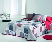 Sprei Manhattan Lits jumeaux 270x260 cm / Cevilit City Collection