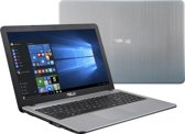 ASUS F540UA-DM1203T Zilver Notebook 39,6 cm (15.6'') 1920 x 1080 Pixels 2,50 GHz Zevende generatie Intel® Core™ i5 i5-7200U