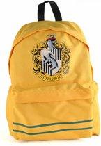 Harry Potter tas - Hufflepuff Crest - Huffelpuf wapen - rugzak