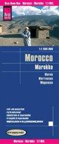 Reise Know-How Landkarte Marokko (1:1.000.000)