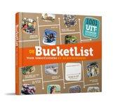 Boekomslag van 'Bucketlist voor (groot)ouders en (klein)kinderen'
