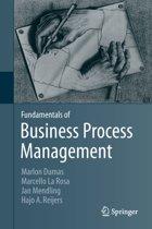 Fundamentals of Business Process Management