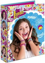 Disney Soy Luna Good Times - Ringband A4 - 4 rings - Multi colour