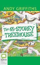 Boekomslag van 'The 65-Storey Treehouse'