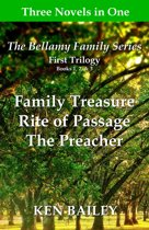 The Bellamy Family Series: First Trilogy