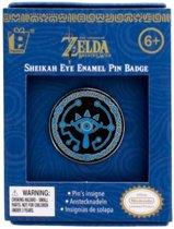 Sheikah eye enamel pin badge
