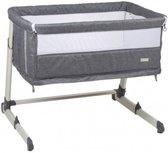 Babygo Together II Grey Co-Sleeper