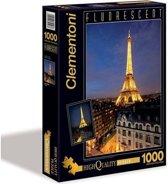 Clementoni Puzzel 1000 stukjes Parijs Eiffeltoren