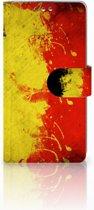 LG K8 Boekhoesje Design Belgische Vlag