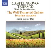 Castelnuovo-Tedesco: Two Guitars 1