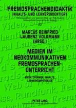 Medien Im Neokommunikativen Fremdsprachenunterricht