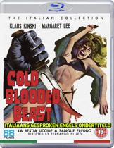 Cold Blooded Beast [Blu-ray]
