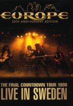Final Countdown Tour 1986