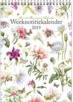 Janneke Brinkman WEEKnotitiekalender 'Lente'