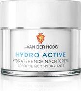 Dr. van der Hoog Hydro Active - 50 ml - Nachtcrème