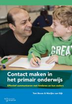 Contact maken in het primair onderwijs