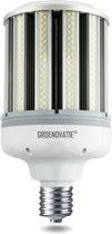 Groenovatie LED Corn/Mais Lamp E40 Fitting - 80W - 260x130 mm - Warm Wit - Waterdicht