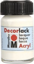 DECORLACK-ACRYL 15 ML