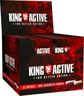King Active - 80 Capsules - Display