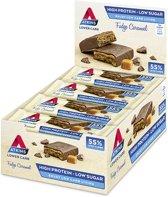 Atkins Maaltijdreep - Fudge Caramel - 60 gram - 15+1 gratis