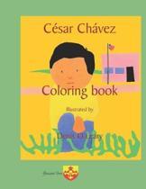C�sar Ch�vez Coloring book