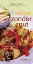 Boek cover Lekker Zonder Zout van Anneke Geerts