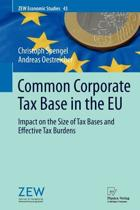 Common Corporate Tax Base in the EU