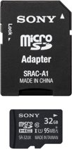 Sony SR32UX2 Micro SD kaart 32 GB