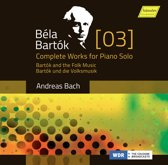 Bela Bartok: Complete Works for Piano Solo
