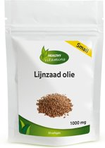 Lijnzaadolie SMALL - 30 softgels